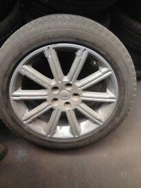 "Range Rover 20"" Alloy Wheel"