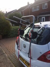 Cycle Rack purchased from Halfords