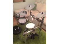 Digital Electronic Drum Kit from Gear4music