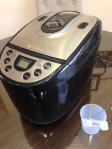 Westbend Bread Machine - Hardly Used