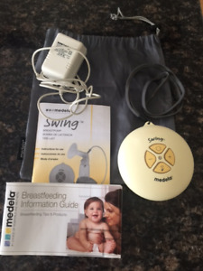 Medela Swing Breast Pump Set + Accessories