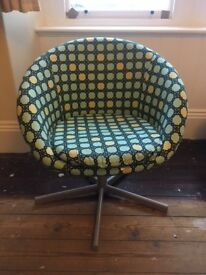 Swivel Bucket chair! Great condition! £35.00