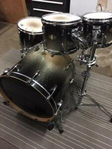 Pearl Masters Maple 4 PC Drum Shells 10/12/14/22