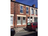 2 bedroom mid terraced house- Anfield - Clarendon Road- DSS Accepted