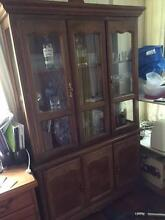 Antique Display Cabinet Albion Brisbane North East Preview