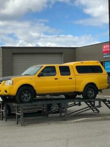 2004 Nissan Frontier 4WD XE