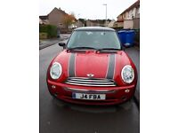 Mini Cooper 2006 with lots of extras