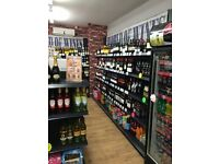 Off license and convenience store in seaside town for sale