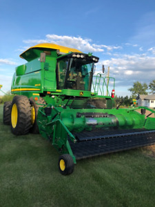 JD 9870 STS Combine