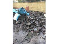 ‭ Penant walling stone for sale approx 150 tonnes bs 16