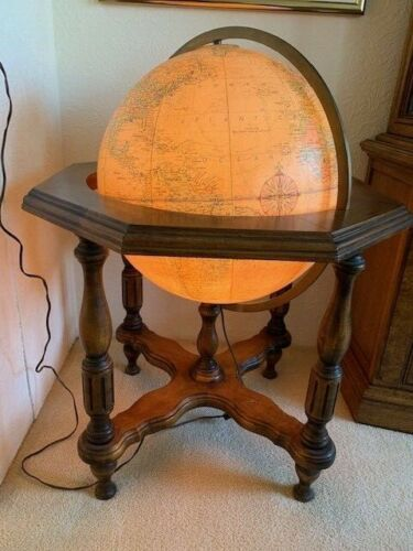 Replogle Statesman Illuminated Globe (used)