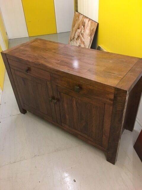 Beautiful Michigan Next solid Mango Wood Furniture Sideboard