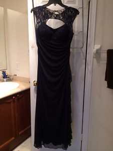 bridesmaid or mother of the bride dress