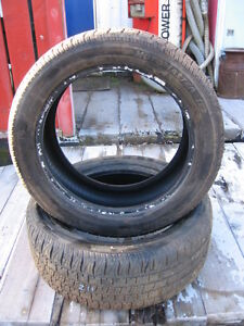 225/50r17 set of two motomaster se2 tires reference 11
