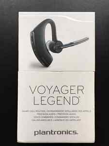 Bluetooth headset - Plantronics Voyager Legend