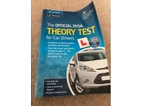 DVLA theory test book for sale