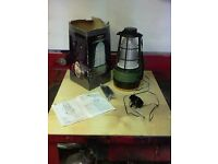 Lantern (By Busybody) Ideal for house or outdoors Re-chargable All Weather Model 26-83