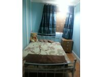 Available Fully furnished Double bedroom to let for a single professional