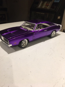 1/18 die cast, 1969 Dodge Charger