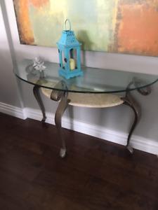 Hallway or Sofa Table