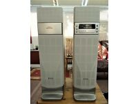 GOODMANS GHC 65 Tall Speakers Home Theatre
