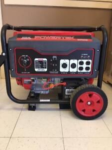 Portable Generators for Rent 9250w / 9Kw