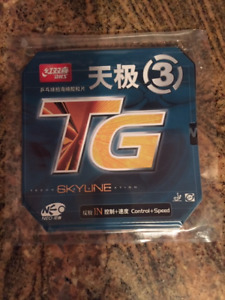 brand new DHS Neo Skyline TG3 table tennis rubber