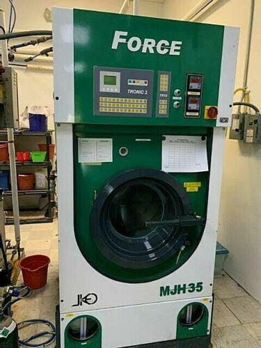 REALSTAR 35# DRY CLEAN MACHINE