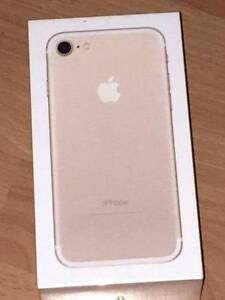 New in box, Gold Iphone 7 128GB Kelmscott Armadale Area Preview