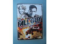 DVD (6 Disc) Box Set The Fall Guy complete First Season Lee Majors