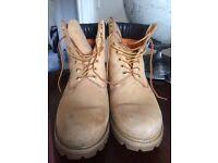 Timberland Men's Waterproof boots size 9