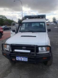 2009 Toyota LandCruiser Welshpool Canning Area Preview