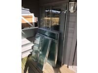 FREE Various sized panes of double glazed glass panels