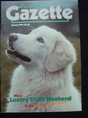 Kennel Club Kennel Gazette UK Pedigree Show Dog Magazine Wire Fox Terrier