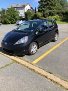 Low mileage 2014 Honda Fit for sale