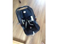 Britax baby car seat romer babay safe shr2, 0-13kg