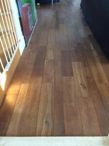 Ancestral Floors need reconditionning