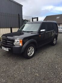 Land Rover Discovery Commercial 2.7 TDV6