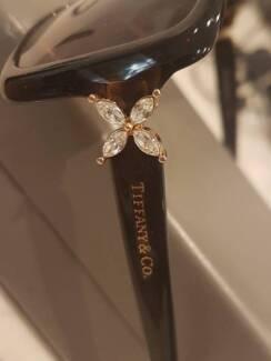 Tiffany & Co Victorian Crystal Sunglasses, RRP $495!!
