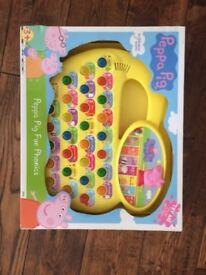 Peppa Pig Alphabet & Phonics Educational toy