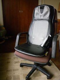 Homedics Massage seat - REDUCED