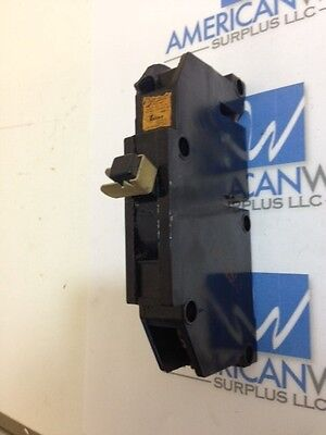 Zinsco 50 Amp 1 Pole Type T Circuit Breaker Used