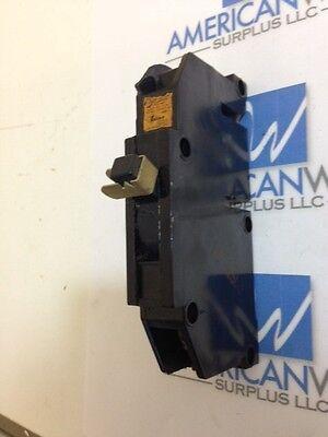 Zinsco 50 Amp 1 Pole Type T Circuit Breaker Used