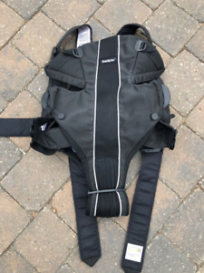 1ee5563c333 Babybjorn Baby Carrier Synergy - Black