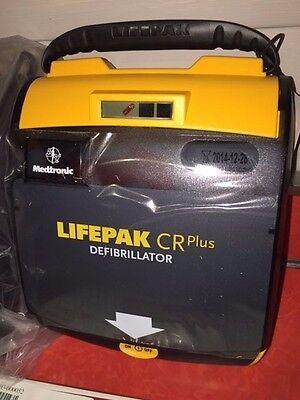 Nib Aed Physio Control - Lifepak Cr Plus Fully Automatic Waccessories