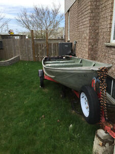 14 foot Boat a for sale