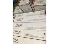 Canon Toner Cartridges genuine