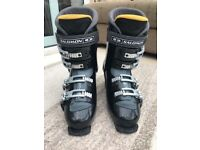 Men's Salomon Ski Boots - Sensi Fit Performa 7.0.