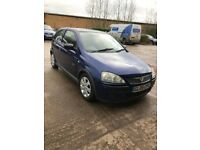 Vauxhall Corsa For Sale! £695 OVNO!