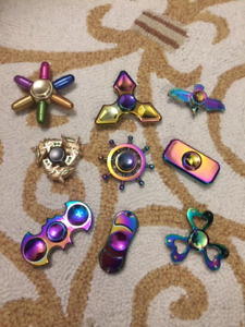 Brand New high quality Metal fidget spinners $5 each